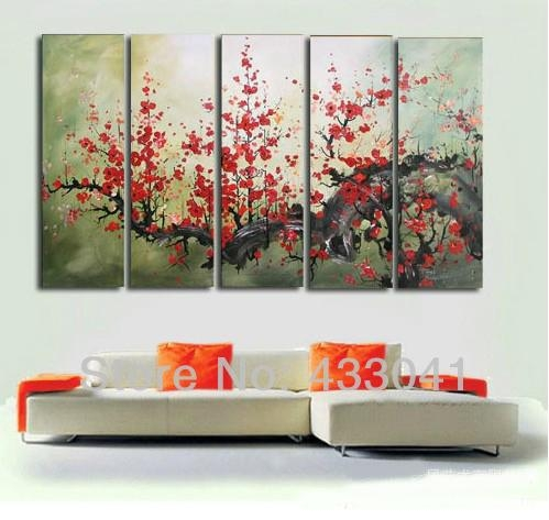 Wall Art Design: Oversized Framed Wall Art Gallery, Large Wall Art Intended For Rectangular Canvas Wall Art (Image 11 of 20)