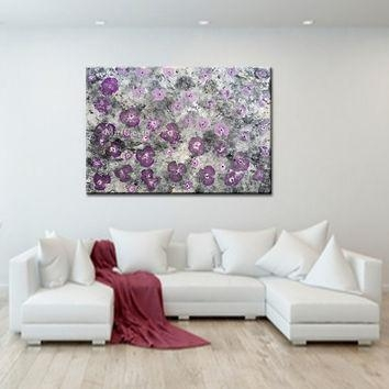 Wall Art Designs: Abstract Canvas Wall Art Ideas For Home Decor Throughout Abstract Floral Canvas Wall Art (Image 19 of 20)