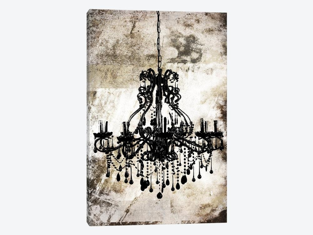 Wall Art Designs: Chandelier Wall Art Chandelier Canvas Art For Chandelier  Canvas Wall Art (