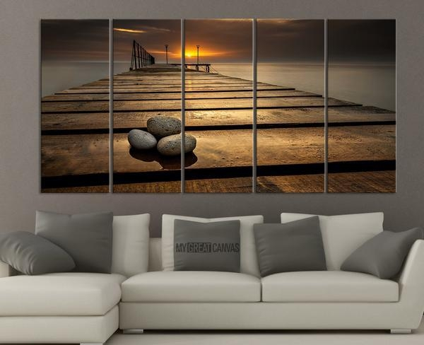 Wall Art Designs Five Piece Canvas Large Within Inspirations 9 Intended For Large Canvas Wall Art (Image 17 of 20)