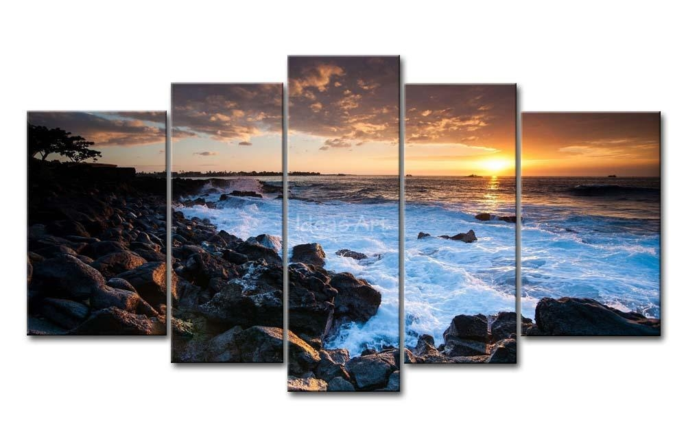 20 Best Collection Of Hawaii Canvas Wall Art Wall Art Ideas