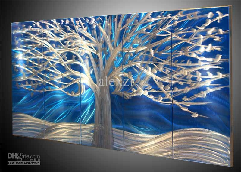 Wall Art Designs: Lighted Wall Art Cheap Oil Painting Modern Art Within Lighted Canvas Wall Art (View 17 of 20)