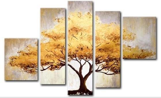Top 20 Canvas Wall Art of Trees | Wall Art Ideas