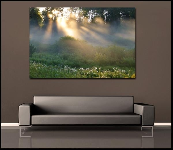 Wall Art Designs: Nature Wall Art Abstract Oil Canvas Paintings With Abstract Nature Canvas Wall Art (View 8 of 20)