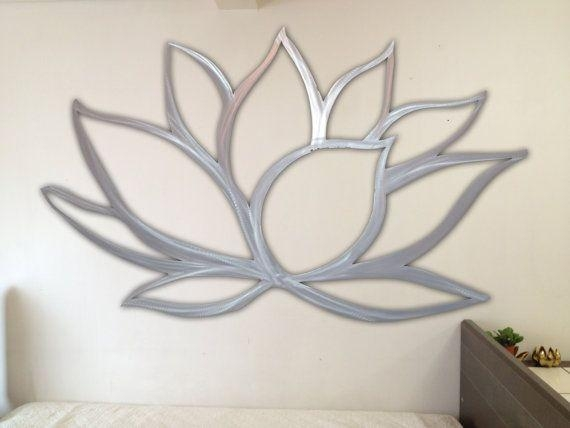 Wall Art Designs: Silver Metal Wall Art Abstract Pattern Silver Within Abstract Flower Metal Wall Art (Photo 6 of 20)