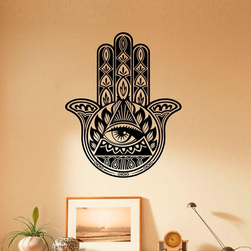 Wall Art: Ethnic Indian Wall Art For Decoration Your Home American For India Abstract Metal Wall Art (Image 17 of 20)