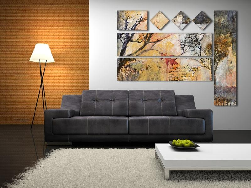 Wall Art: Gallery Of Panel Canvas Wall Art Canvas Art Panel Sets In Large Abstract Canvas Wall Art (Image 19 of 20)