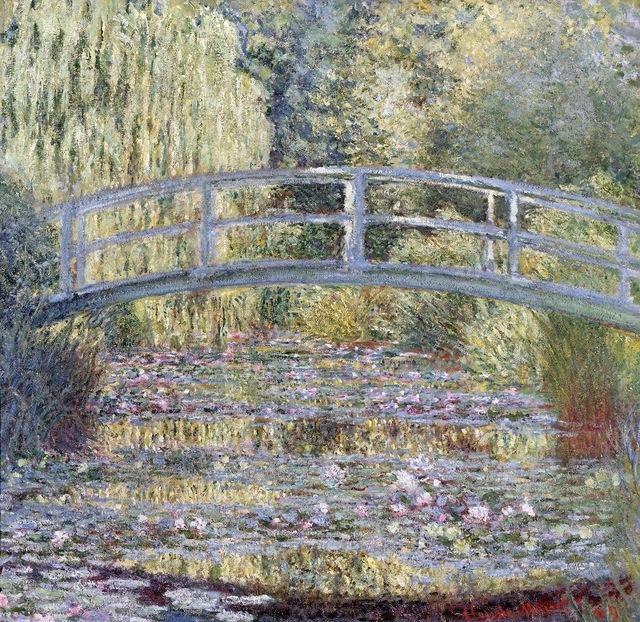 Wall Art Home Decoration Claude Monet Canvas Prints Printed Throughout Monet Canvas Wall Art (Image 16 of 20)