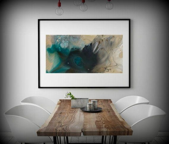 Wall Art Print Large Canvas Abstract Art Abstract Print Large Regarding Ottawa Abstract Wall Art (View 3 of 20)