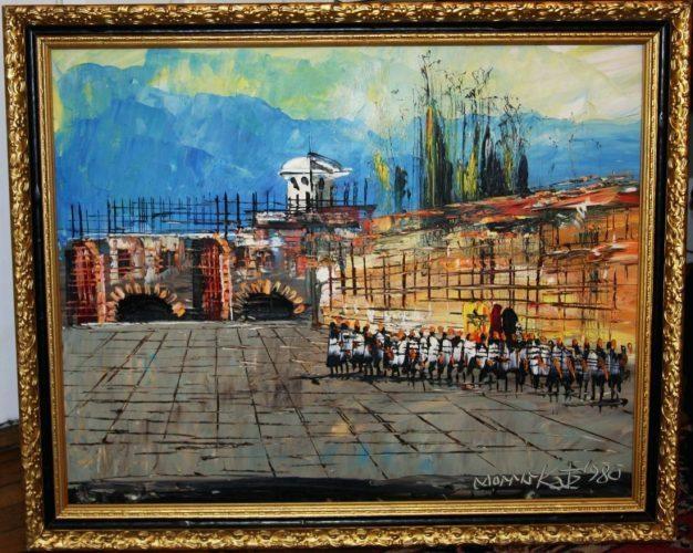 Wall Arts ~ Israel Flag Wall Art Jewish Art Jewish Tree Of Life Regarding Jewish Canvas Wall Art (Image 20 of 20)