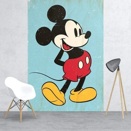 Wall Arts ~ Mickey Mouse Vinyl Wall Art Disney Mickey Mouse Canvas In Mickey Mouse Canvas Wall Art (View 10 of 20)