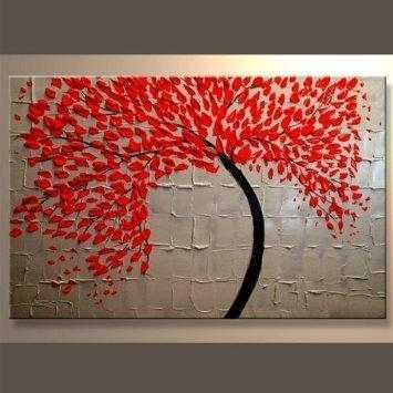 Wall Decor Painting Gallery – Wall Design Ideas Regarding Abstract Art Wall Hangings (Image 19 of 20)