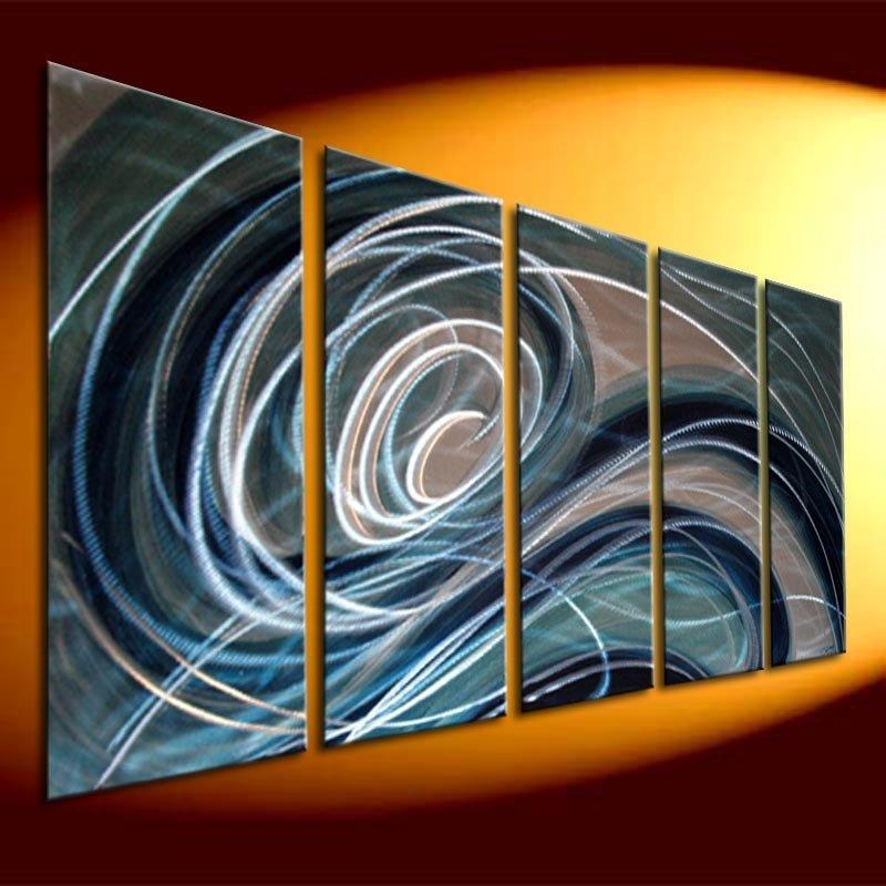 Wall Decor Sculpture | Home Decoration Club Pertaining To Abstract Art Wall Hangings (Image 20 of 20)
