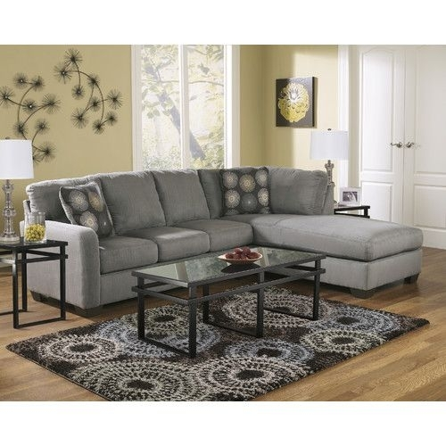 Wayfair – $750 – Signature Designashley Waverly Sectional | Home Intended For Wayfair Sectional Sofas (Image 8 of 10)