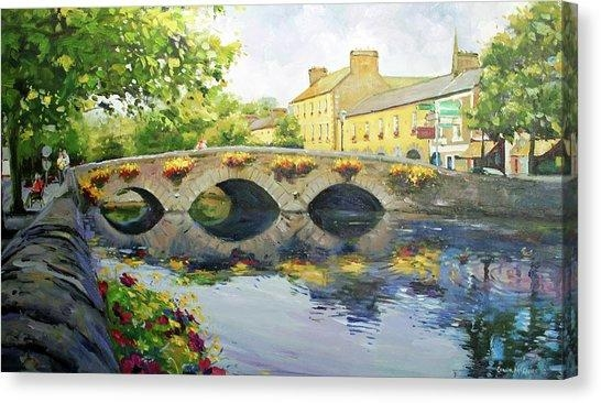 West Of Ireland Canvas Prints | Fine Art America For Ireland Canvas Wall Art (Image 19 of 20)