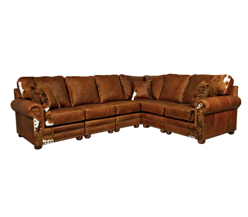 Western Sectional | Southwestern Sectional Within Western Style Sectional Sofas (Image 5 of 10)