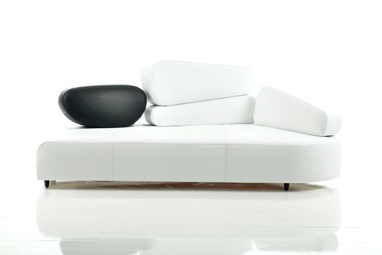 White Modern Sofa – Wojcicki With White Modern Sofas (View 10 of 10)