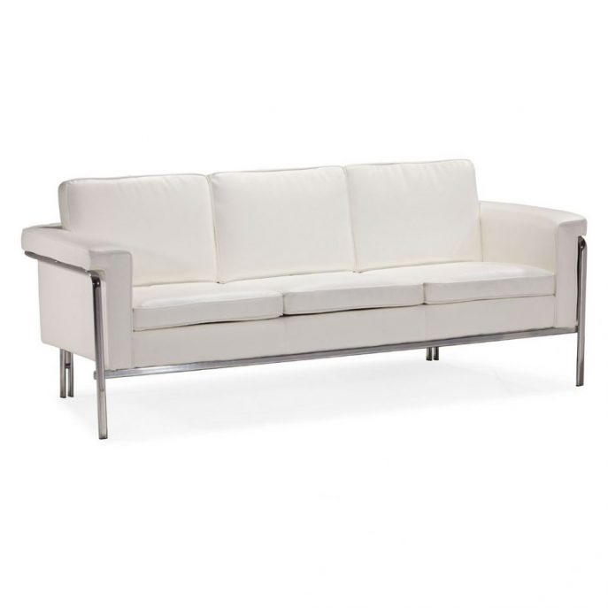 White Modern Sofas Tags : 100 Remarkable White Modern Sofa Set Photo In White Modern Sofas (View 9 of 10)