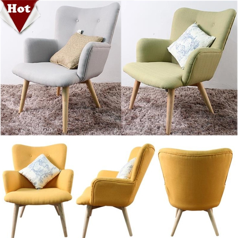 Wholesale!fashion Wood Sofa,living Room Furnture Comfortable Chair Intended For Comfortable Sofas And Chairs (Image 10 of 10)