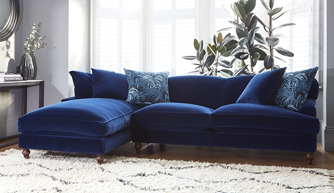 Why You Should Probably Buy A Velvet Sofa In 2017 – Swoon Worthy Pertaining To Velvet Sofas (Image 9 of 10)