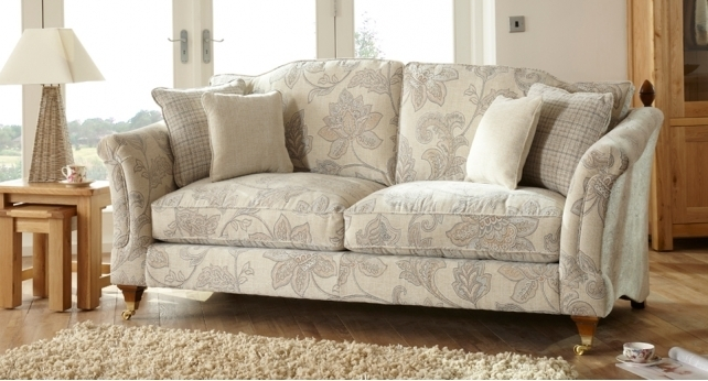 Windsor 3 Seater Sofa Standard Back | Ideas For The House Intended For Windsor Sofas (Image 6 of 10)