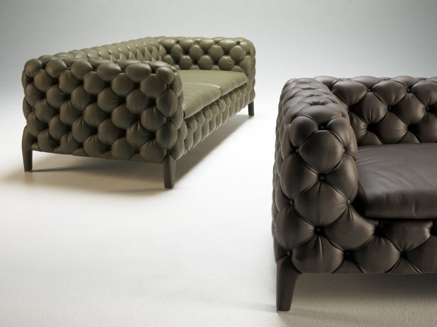Windsor Sofa 3D Model | Arketipo For Windsor Sofas (Image 10 of 10)