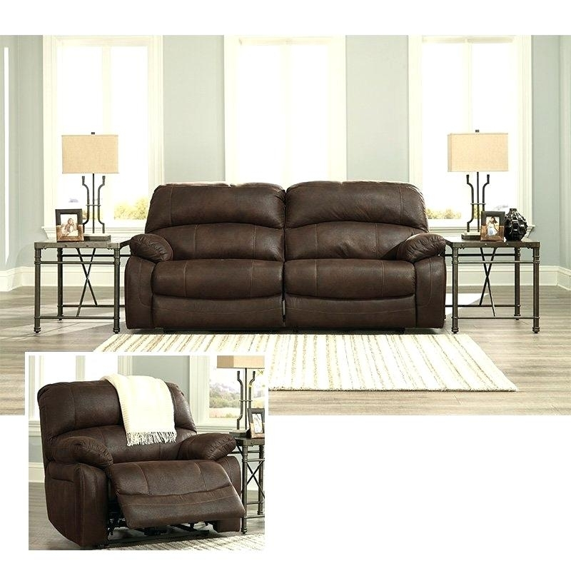 Wonderful Ashley Furniture Reclining Sofa Furniture Truffle Intended For Wide Sofa Chairs (Image 10 of 10)