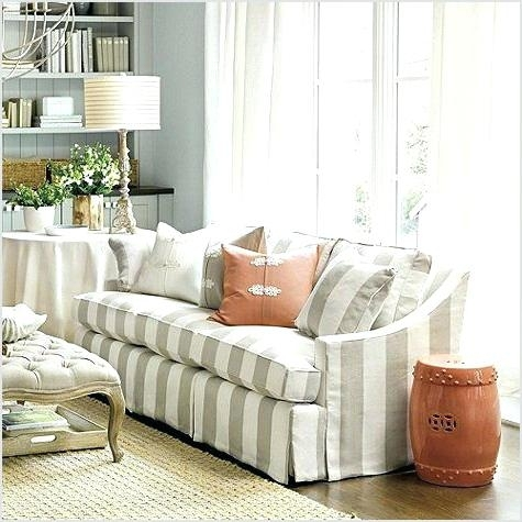 Wonderful Navy Ottoman Coffee Table Striped Sofas And Chairs Striped Regarding Striped Sofas And Chairs (Image 10 of 10)