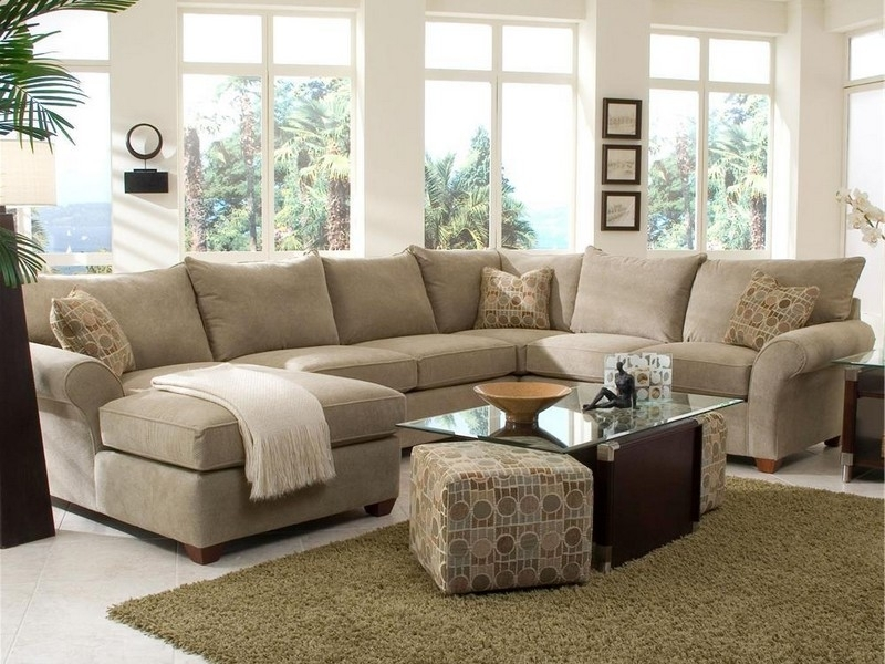 Wonderful Sectional Sofas With Chaise And Cuddler Sectional With In Sectional Sofas With Cuddler Chaise (View 5 of 10)