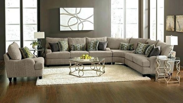 Wonderful White Sectional Sofa Value City Furniture Home Design In Throughout Naples Fl Sectional Sofas (View 2 of 10)