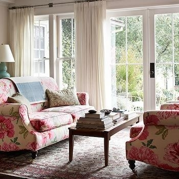 Featured Image of Chintz Covered Sofas