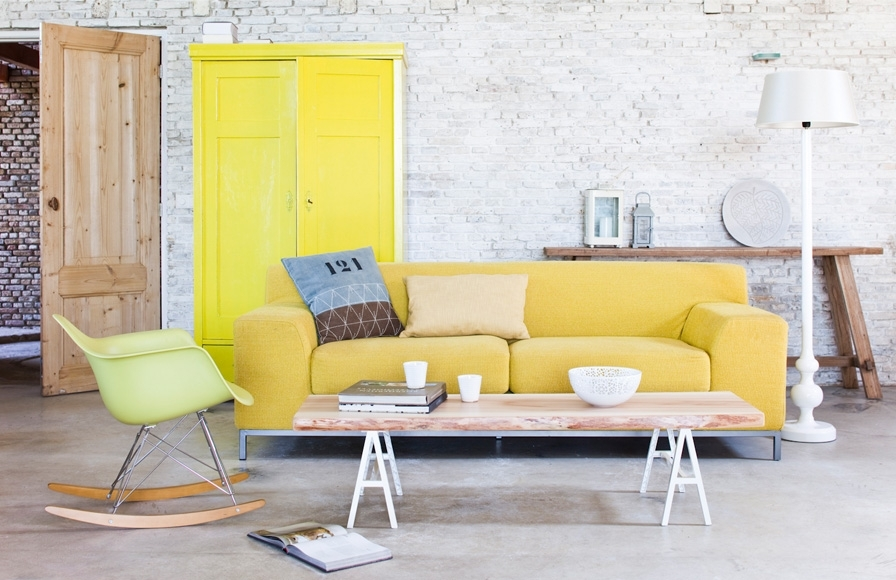 Yellow Living Room Chairs – Coma Frique Studio #bd1558D1776B In Yellow Sofa Chairs (Image 7 of 10)