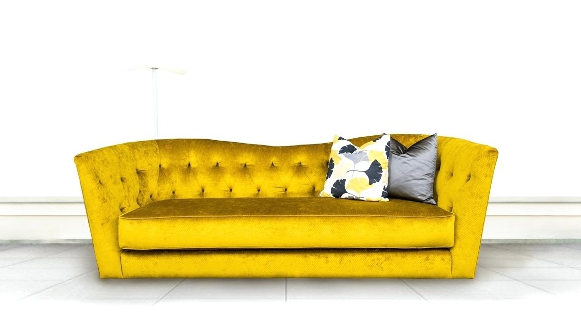 Yellow Sofa Chair Contemporary Furniture Modern Furniture Furniture Regarding Yellow Sofa Chairs (Image 8 of 10)