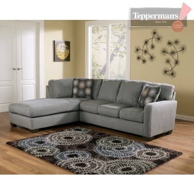 Zella 2Pc Sectional – Tepperman's | Home: Apartment | Pinterest Intended For Teppermans Sectional Sofas (Image 10 of 10)