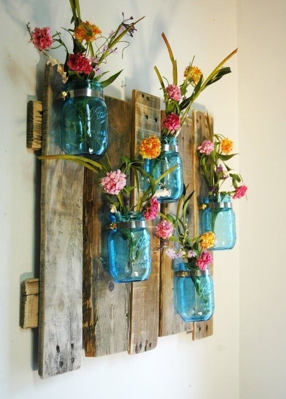 Featured Image of Mason Jar Wall Art