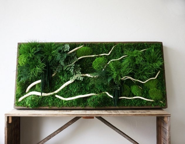 Featured Image of Moss Wall Art