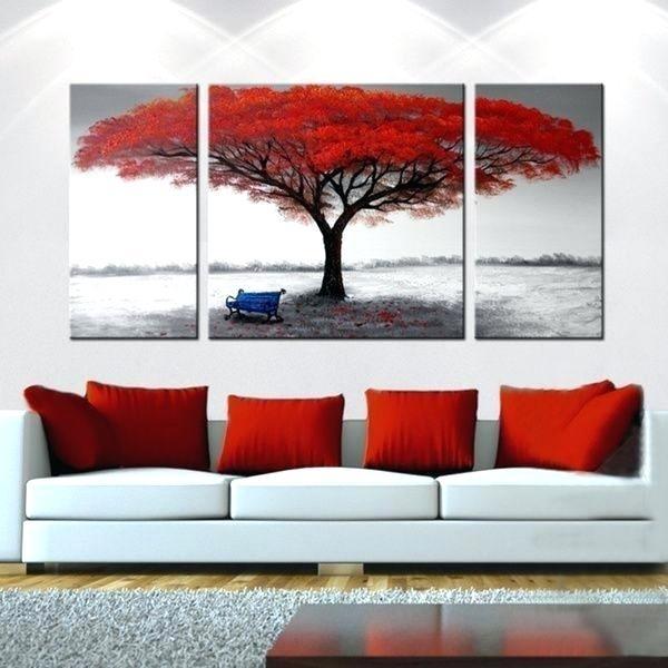 3 Piece Canvas Wall Art Best 3 Canvas Art Ideas Only On 3 Canvas Intended For 3 Piece Canvas Wall Art (Photo 4 of 10)