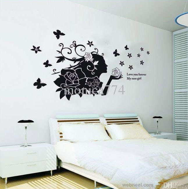 30 Beautiful Wall Art Ideas And Diy Wall Paintings For Your Inspiration With Regard To Art For Walls (Image 1 of 10)