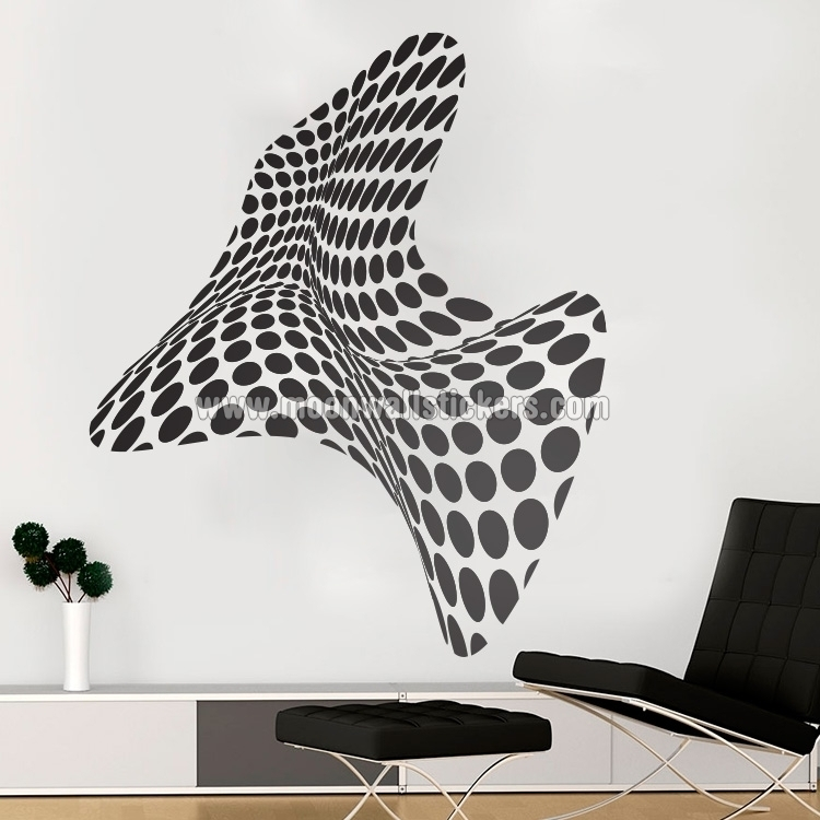 3D Wall Art – Moonwallstickers With Regard To Wall Art (Image 1 of 10)