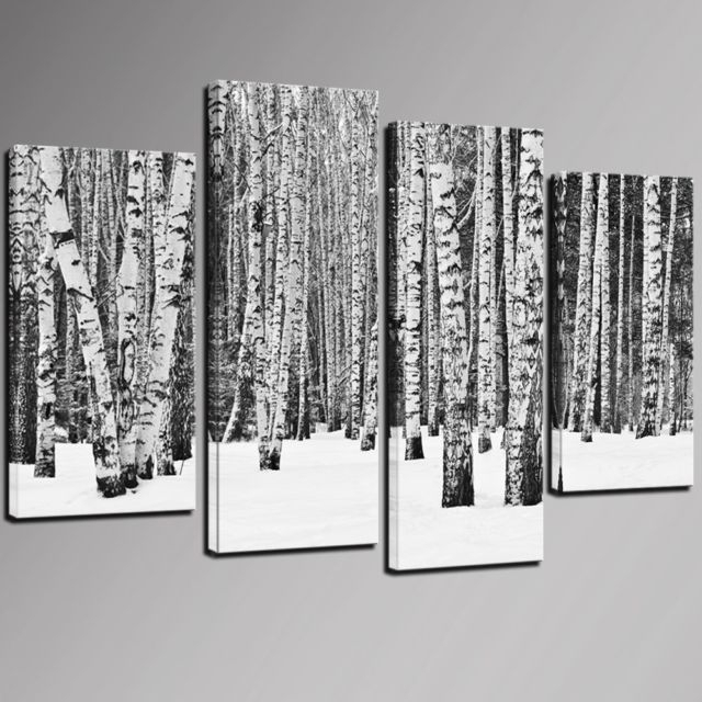 Featured Image of Birch Tree Wall Art