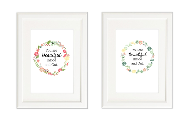 50+ Gorgeous & Free Wall Art Printables | Fab N' Free Pertaining To Free Printable Wall Art (Image 3 of 10)