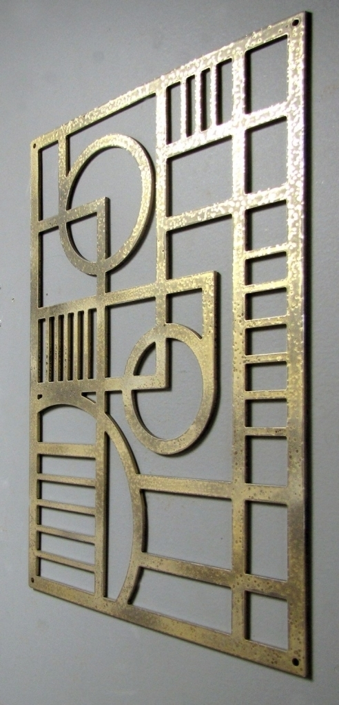 Absolutely Design Art Deco Wall Modern Decoration And Kitchen Decor Inside Art Deco Wall Art (View 7 of 10)