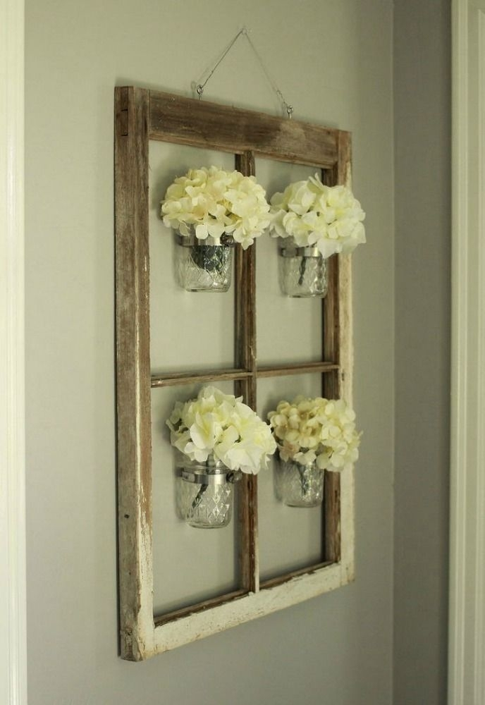 Alluring Rustic Wall Decor With Best 25 Rustic Wall Art Ideas Only Within Rustic Wall Art (View 8 of 10)