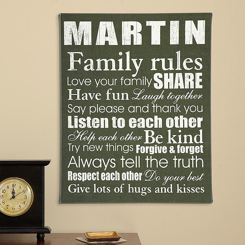 Amazing As Cute Personalized Wall Decor – Wall Decoration Ideas Throughout Personalized Wall Art (Image 1 of 10)