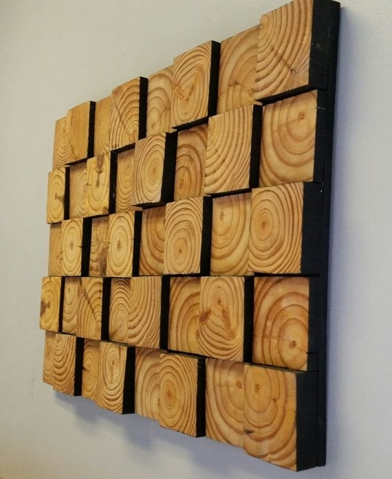 Amazing Best 25 Wood Wall Art Ideas On Pinterest Wood Art Wood Inside Wood Art Wall (Image 2 of 10)