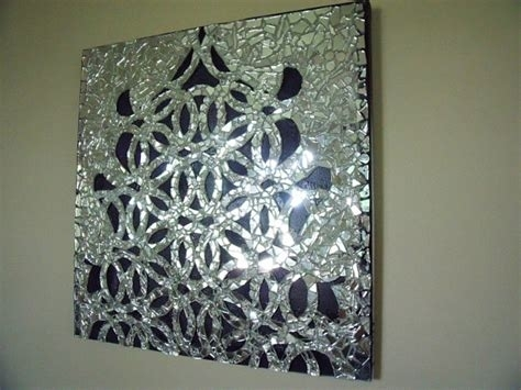 Amazing Mirror Mosaic Wall Art : Andrews Living Arts – Mirror Mosaic Regarding Mirror Mosaic Wall Art (Image 4 of 10)