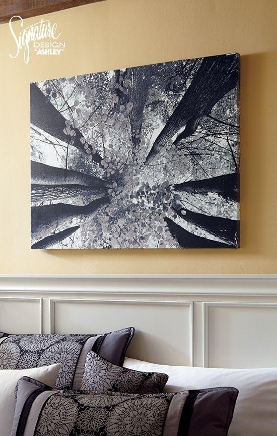 Ananya Wall Art – Ashley Furniture | Wall Art & Décor | Pinterest Intended For Ashley Furniture Wall Art (Image 3 of 10)