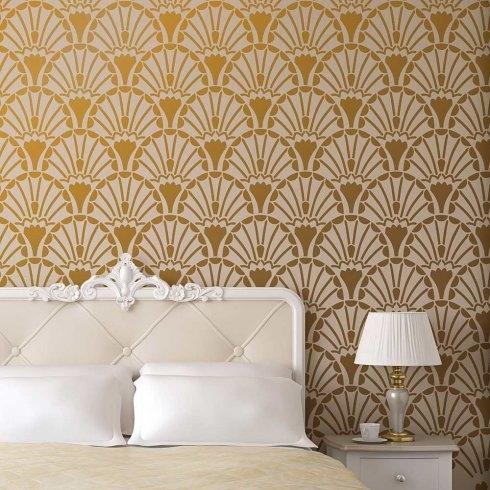 Art Deco Wall Art – Numabukuro In Art Deco Wall Art (View 8 of 10)