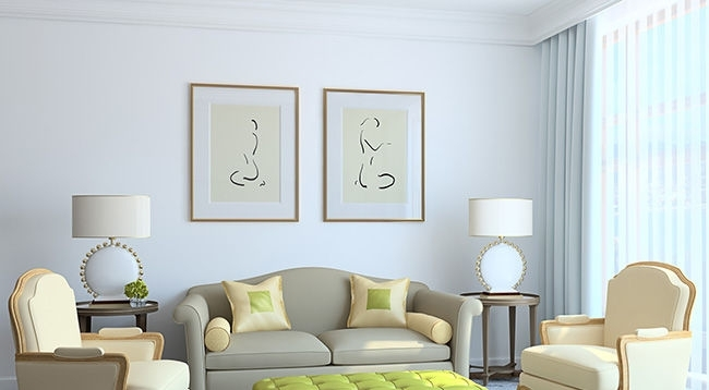 Art & Wall Décor – The Great Frame Up :: Pearland Pertaining To Framed Wall Art For Living Room (Image 1 of 10)