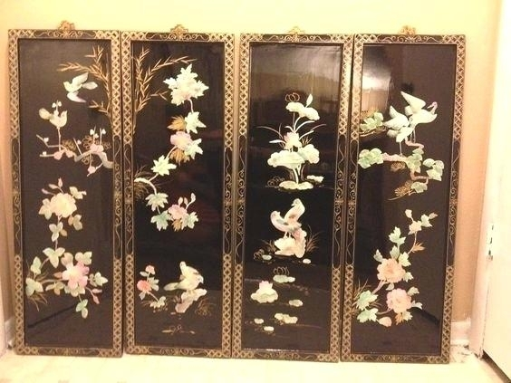 Asian Metal Wall Art Lovely Wall Decor Zoom Metal Wall Art Decor Pertaining To Oriental Wall Art (View 9 of 10)